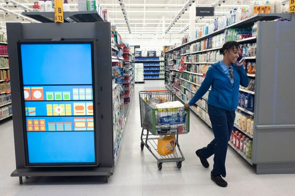 Walmart: AI-Linked Cameras And Sensors Will Monitor Our Stores