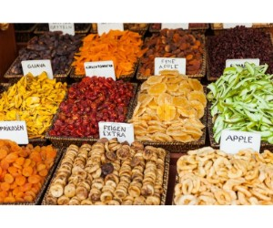 Global Dried Fruit and Vegetable Snack Market Growth