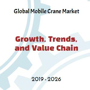 Global Mobile Crane Market High Growth Possible during 2019