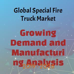 Global Special Fire Truck Market Explored In Latest Research