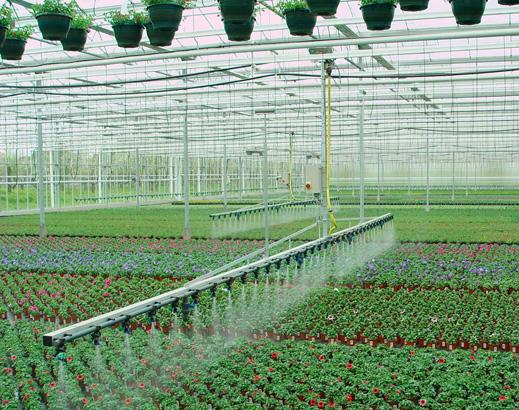 Global Greenhouse Irrigation Systems Market