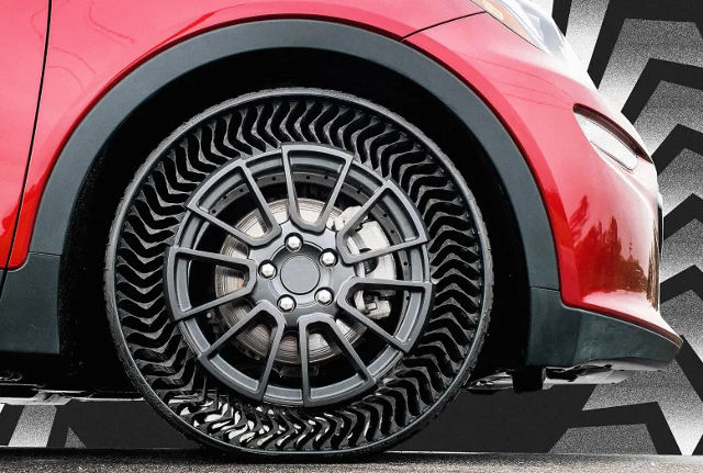 Global Airless Tire Market