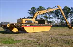 Global Amphibious Excavators Market