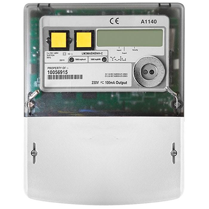 Global Network Connections Three Phase Water Smart Meter Market