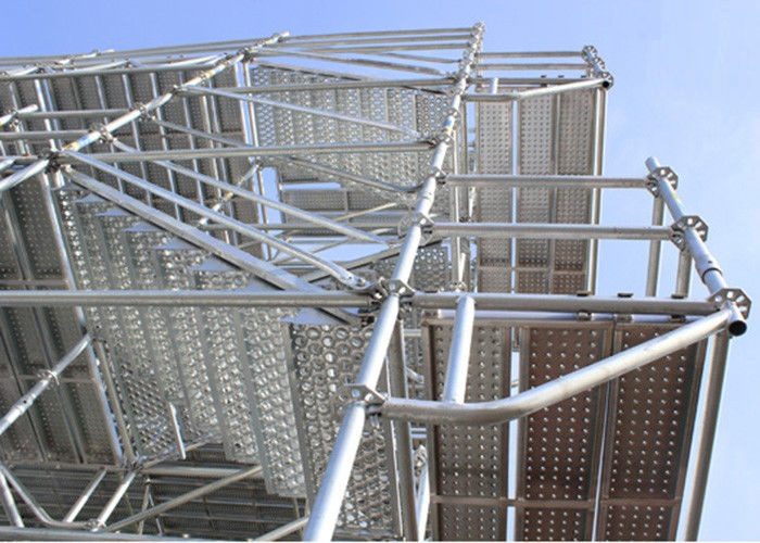 Global Scaffolding Platform Scaffolding and Accessories Market