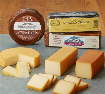 Global Smoked Cheese Market