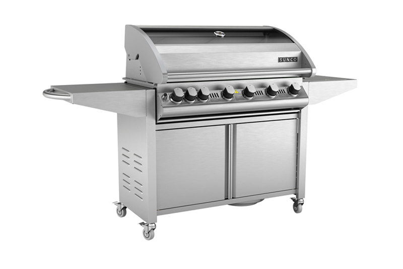 Global Stainless Steel Barbecues Market