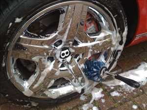 Global Tire and Wheel Cleaners Market