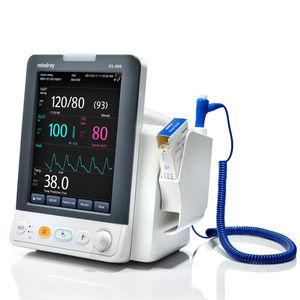 Global Vital Sign Monitoring Devices Market