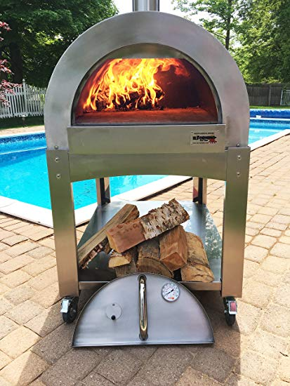 Global Wood fired Pizza Ovens Market